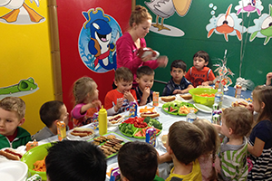 Birthday Party at Captain Kid's Fun Centre