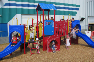 Sportsplex Daycare Outdoor Playground
