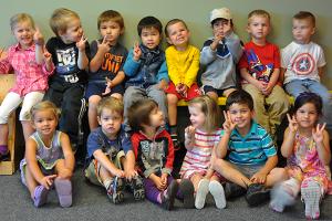 Sportsplex Daycare Classroom Lessons
