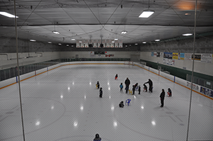 Sportsplex Daycare Ice Skating